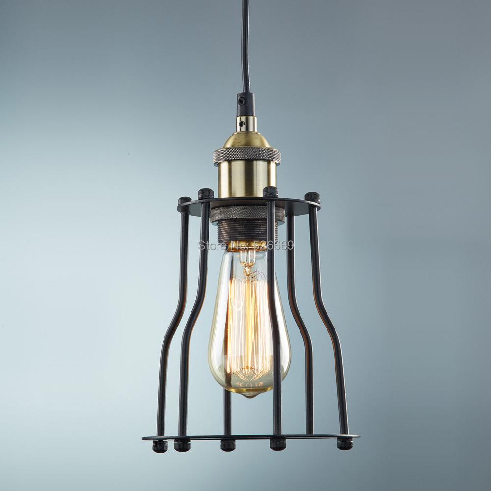 Traditional Art Deco Iron pendant light lamp fixture adjustable height home bar restaurant TN-YJ-984 - Ecopower Technology (GuangZhou storeCO.,Ltd)