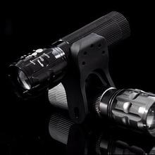 3 files CREE Q5 telescopic zoom flashlight, Q5 Q5 flashlight light, flashlight multi package!(China (Mainland))