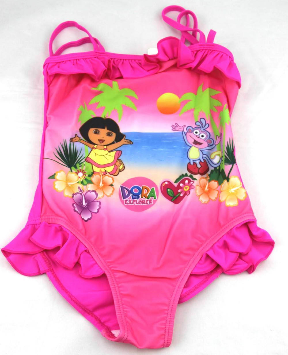 2014 Newest Children Swimwear One pieces Designs Swimsuits Girls Bathing Suits Size 3/4,7/8,9/10,11/12 - Sunny Lily Store store