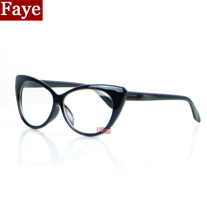 Best Glasses Frames For Big Eyes : 2016 new arrival TOP Quality Cat Eye eyeglasses Women Sexy ...