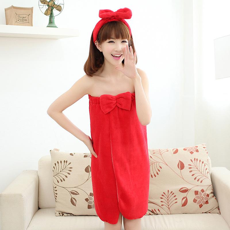 TLFE Colorful Cotton Bath Beach Towels Brand for Adults Chest Dress Soft Bathroom Use Bust 75-110CM Length 80CM toallas B0184(China (Mainland))