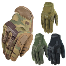 Original Brand Wear M-Pact Tactical Gloves Airsoft Military Paintball Shooting Bicycle Outdoor US Armed Full Finger Gloves(China (Mainland))