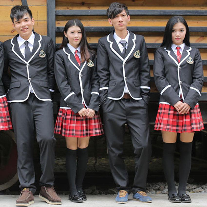 Top Ilustração mostra os diferentes tipos de uniformes escolares no  ZP29
