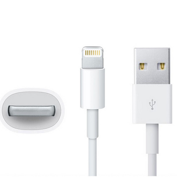 High quality 8 pin Data Sync Adapter Charger USB cable cord wire for iPhone 5 5s 5c 6 6 Plus iPod Touch perfect fit for ios 8(China (Mainland))