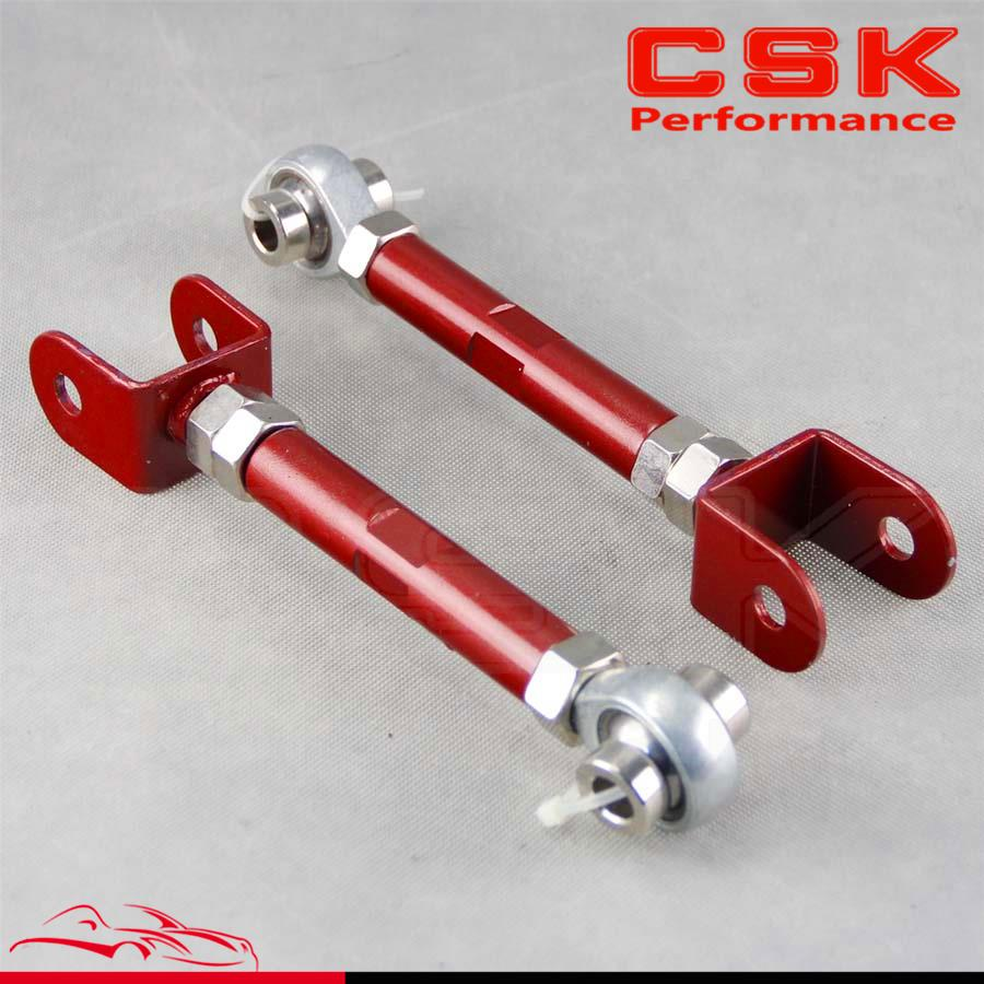 Для Nissan сильва 240SX S13 S14 89 - 98 задняя нижняя колеса бар наказания красный / синий