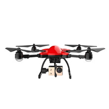 Simtoo Dragonfly 2 Professional UAV Follow-me Mode Foldable Drone With Wifi FPV Camera HD 4K RC Quadcopter GPS Watch Transmitter