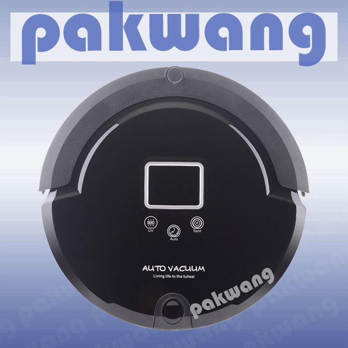 intelligent robot vacuum cleaner home wireless sweeper automatic intelligent home vacuum cleaner(China (Mainland))