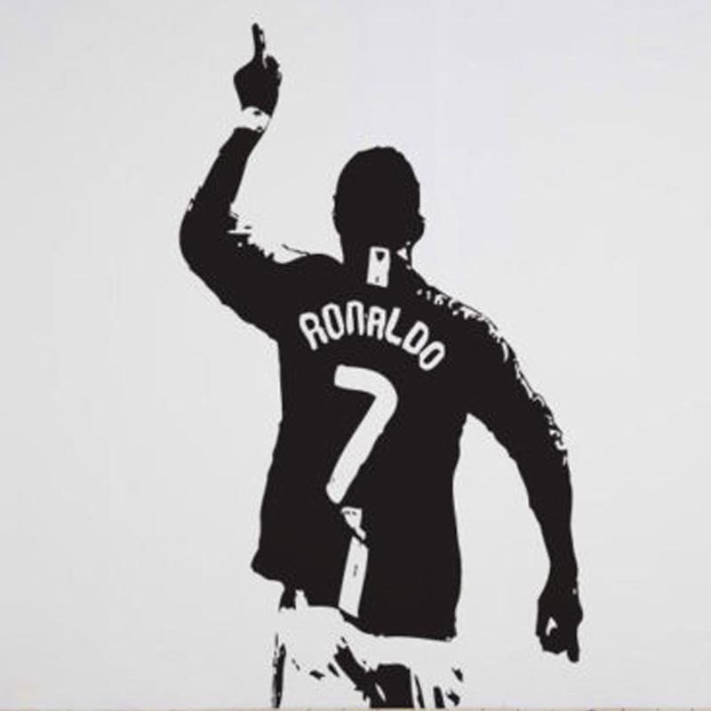 Achetez En Gros Ronaldo Sticker En Ligne 224 Des Grossistes