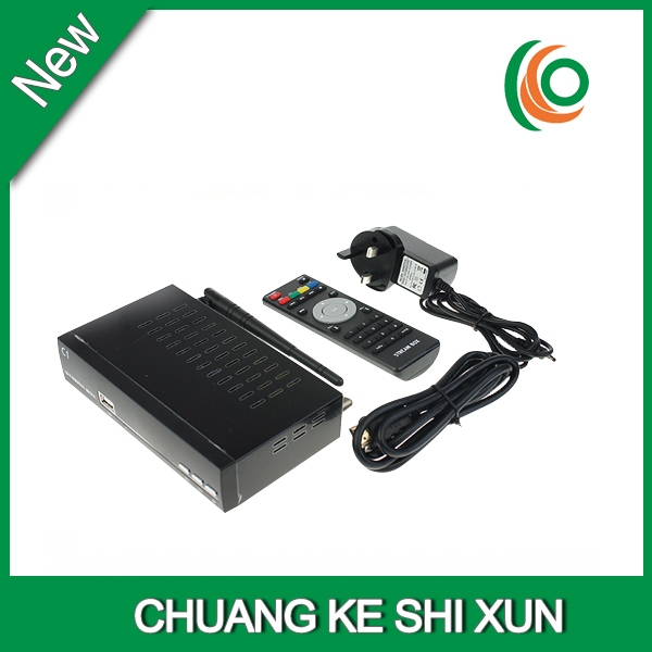 factory direct supply singapore starhub box nagar 3 tv box/streambox C1 singapore digital tv box(China (Mainland))