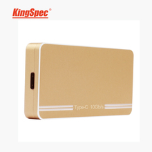2016 NEW KingSpec Z1 External Portable SSD USB3.1 Gen.2 10Gbps 240GB 256GB Solid State Hard Drive Disk 120GB both sides insert(China (Mainland))