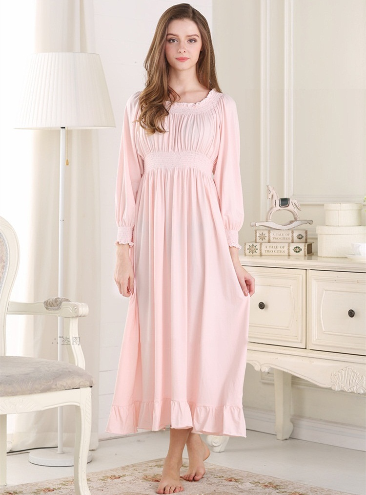 Nightgowns for Women. Sleep in style with Belk's collection of nightgowns for women. Browse nightgowns in short sleeve, sleeveless and long sleeve styles, available in white, pink, blue and a variety of fun prints.