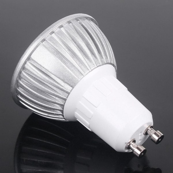 100pcs /lot ree shipping GU10 / E27 / E14 3W Energy Saving Bulb high power LED spotlight lamp gu10 3w led wholesale<br><br>Aliexpress
