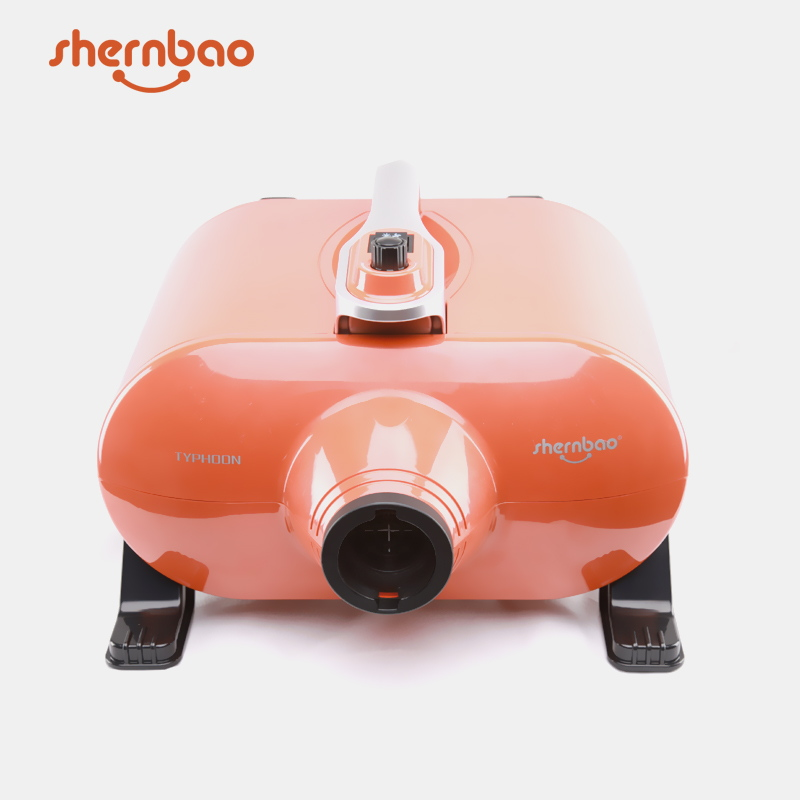 3000W Powerful Double Motor Blower Special Dog Cat Pet Blowing Machine Evenly Heating Infinitely Variable Speed Dryer Pet Blower