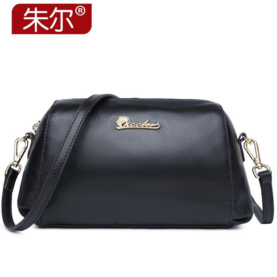 Фотография 2015 Fashion Famous Brand Women Bag Zooler High Quality Genuine Leather Women Totes Handbags Women Solid Zipper Messenger Bags