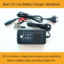12V car battery charger, 12V motorcycle battery charger, 12V lead acid battery charger for 12V SLA, GEL, AGM, VRLA battery(China (Mainland))