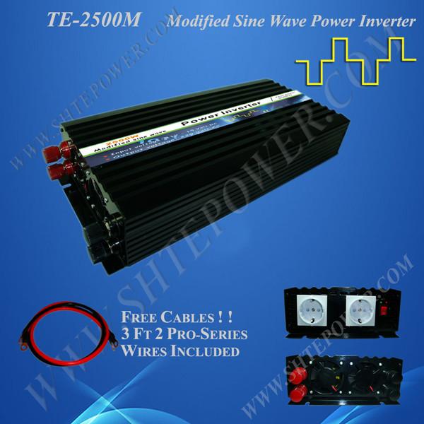 2.5 kw solar inverter modified sine(China (Mainland))