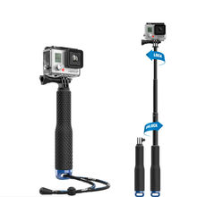 High-grade gopro and SJ4000 selfie monopod.New Style Gopro Monopod tripod for camera.go pro sj4000 accessories selfie stick