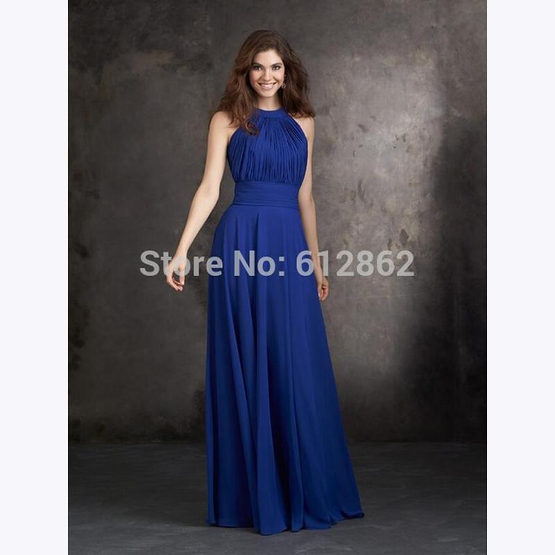 Halter Top Bridesmaid Dresses - Ocodea.com