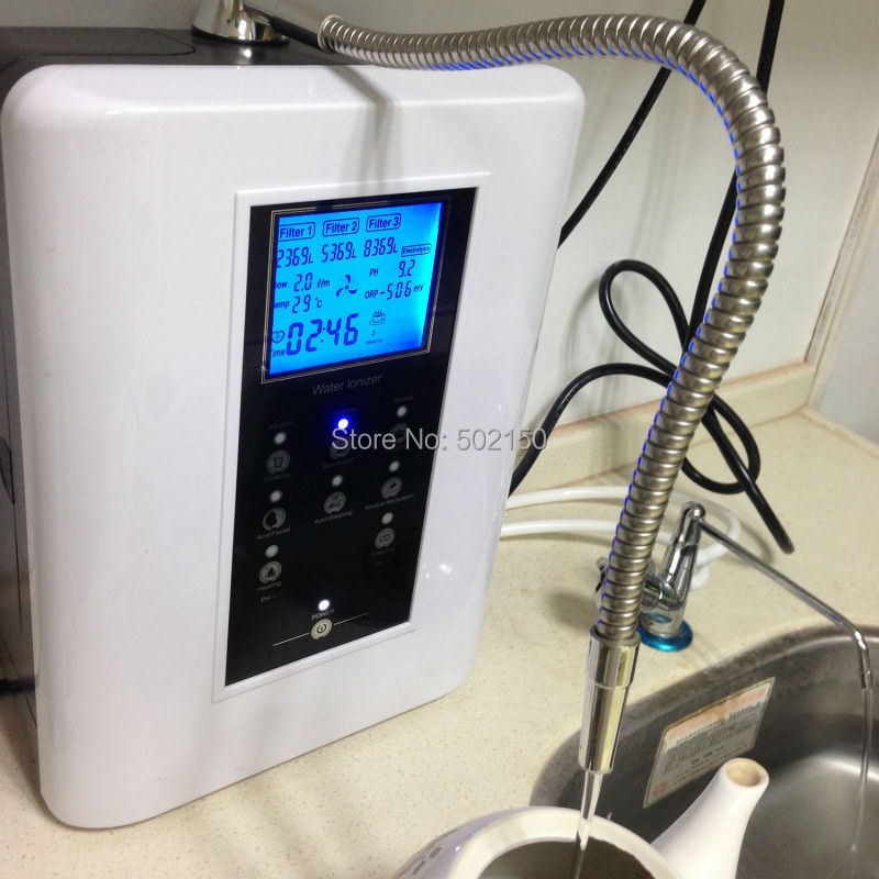 OH-806-3H Best to drink the water from alkaline water purifier