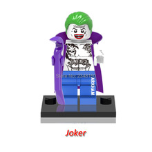 Joker Single Sale Minifigures DC Super Heroes Suicide Squad  Building Blocks Best  Models & Building Toys For Children(China (Mainland))