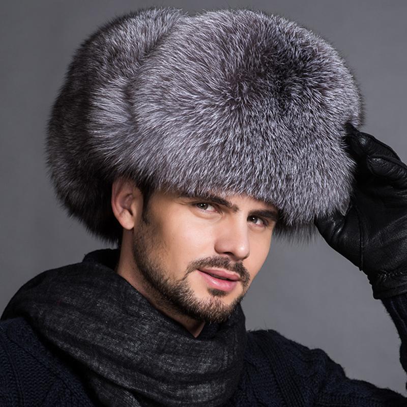 Купить меховую шапку мужскую в интернет