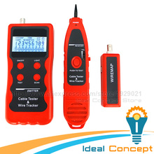 Buy Digital 5 Ports Cable Tester RJ45 RJ11 BNC Hunting Sorting 5E 6E Telephone LAN Wire Coaxial Checker for $54.78 in AliExpress store