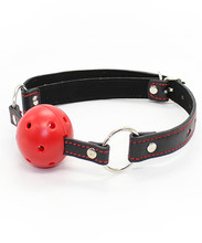 Buy Opening Mouth Plug Ball Gag Bondage Slave Adult Games Couples, Fetish Oral Sex Products Flirting Toys Women for $5.58 in AliExpress store
