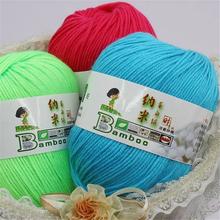 Blended Wool Yarn for Knitting Doll Sweater Beautiful Nami Yarn 50g/pc Free Shipping(China (Mainland))