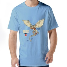 Short Sleeve man New Arrival Otachi tees shirt 2015 Exercise Men's t-shirt Discount