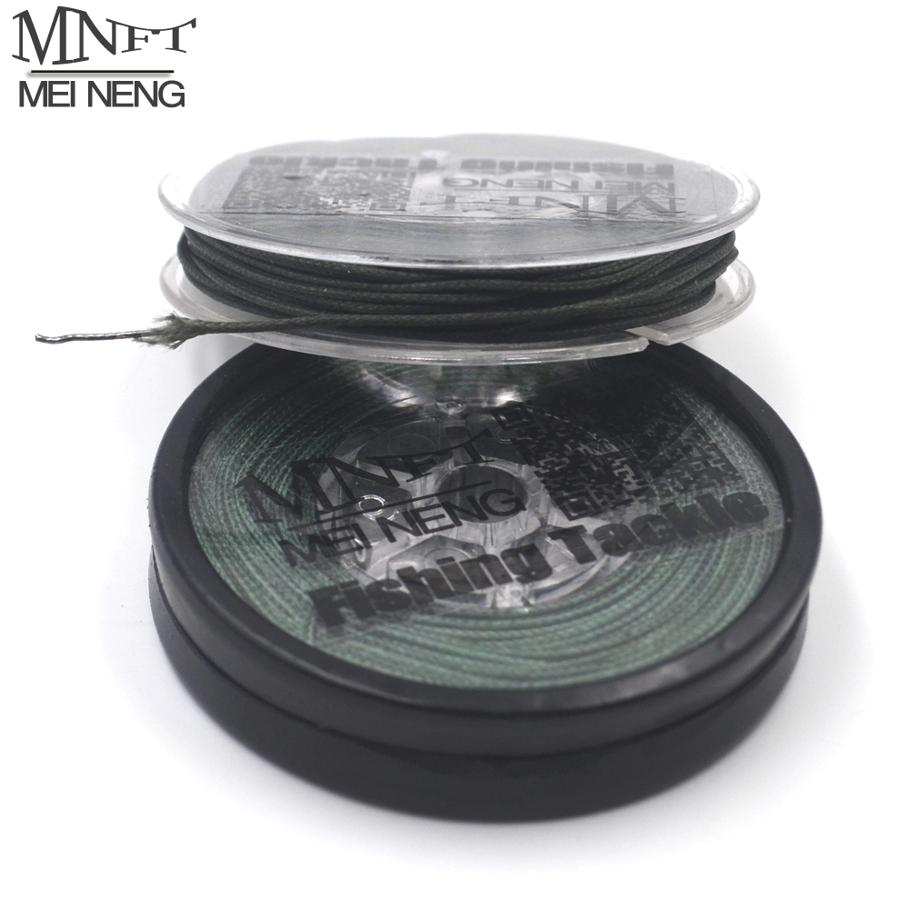 MNFT 3 Spools/lot 25lbs 35lbs 45lbs Lead Core Carp Fishing Line Chod Rig& hair Rig Braided woven coated Leader/ leadcore Line(China (Mainland))