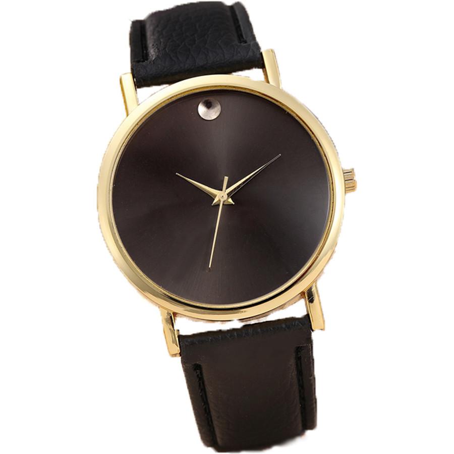 Fashion Women Quartz Watch Retro Design PU Leather Band Analog Alloy Wrist Relogio Feminino 3 ColorsAnne - Charing International Trade Co.,Ltd. store