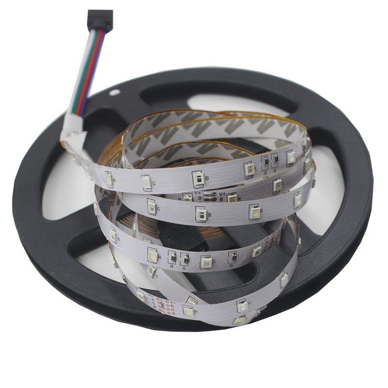 5M RGB LED Strip 3528 SMD Flexible Light Led Tape(China (Mainland))