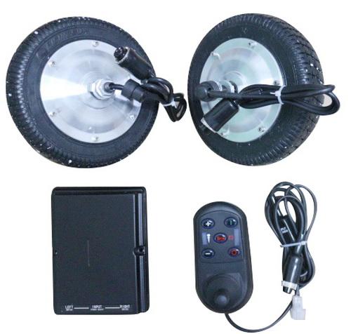 180 w 24 v motore del mozzo per sedia a rotelle elettrica for Joystick per sedia a rotelle
