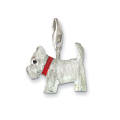 2015 Rushed Direct Selling Trendy Unisex Solitaire Gorjuss Free Shipping Hot Selling Charm Ts Factory Price Ts0239 Dog Pendant(China (Mainland))