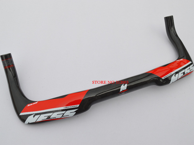 Profile Design Full Carbon Fiber Road Bicycle Handlebar Trial Triathlon TT Handlebar 40/42/44CM superlight only165g()