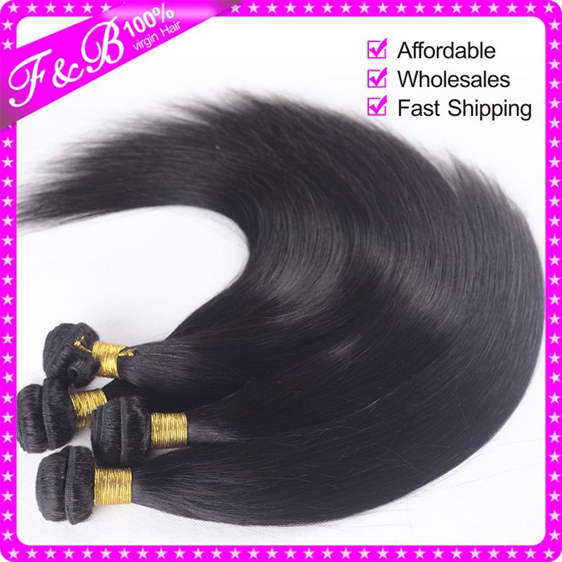 6A Brazilian Virgin Hair Straight 3pcs Rosa Hair Products,Brazilian Hair Weave Bundles 8-30 Soft Human Hair Extension Free Ship(China (Mainland))