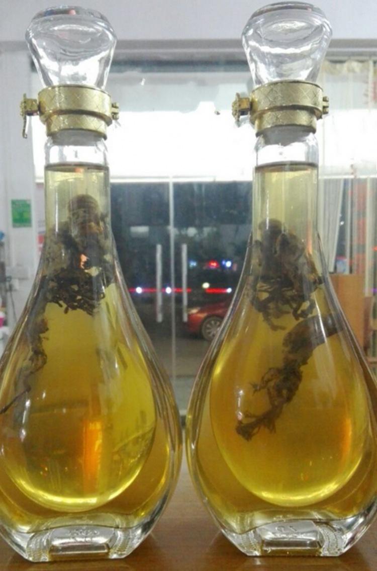 Online kopen wholesale wijnfles glas uit china wijnfles glas groothandel - Loodvrije kristal ...