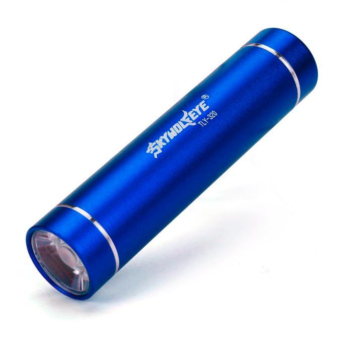 Black Mini 1000LM High Power Torch Cree Q5 LED Tactical Flashlight AA Lamp Light