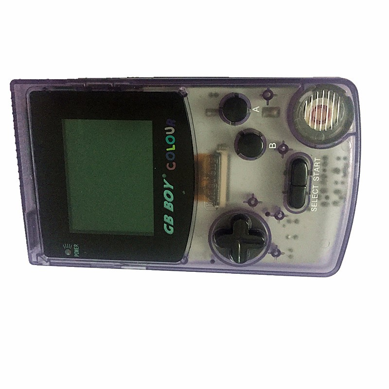 2.7″ kong feng GB BOY Classic color colour Handheld Game console with backlut boy game player support GBC Games