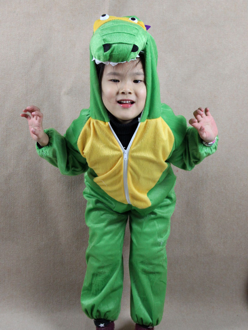Aliexpress.com Comprar Animal trajes de dinosaurios para niños del cabrito de Halloween fiesta de disfraces incluyendo zapatos y guantes de traje de
