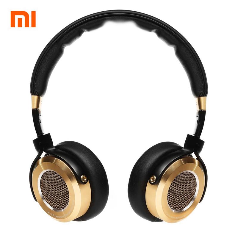 Original Xiaomi Mi HiFi Headphone 50mm Beryllium Diaphragm Stereo Earphone With Microphone IOS 7 and above EMS DHL Free Shipping<br><br>Aliexpress