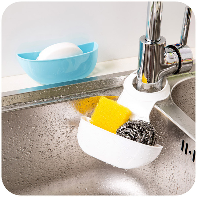 Related keywords suggestions for sponge storage - Frog sponge holder kitchen sink ...