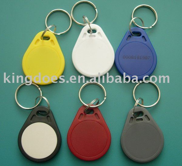 RFID Keychain for access control (ID type)