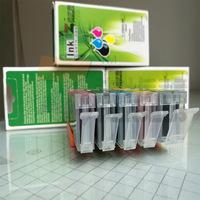 PERSEUS INK CARTRIDGE FOR CANON PGI-650 CLI-651 PGI650 CLI651 FULL COMPATIBLE CANON PIXMA MG5460/MG5560/MG5660 PRINTER GRADE A+
