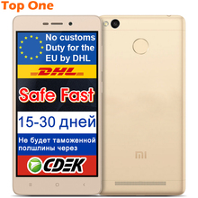 "Original Xiaomi Redmi 3 Pro Prime 3G RAM 32G ROM Fingerprint ID Snapdragon 616 Octa Core 13MP 4100 mAh 5"" 1280X720 FDD LTE(China (Mainland))"