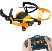 JIN XING DA JXD 512V 4-CH 2.4GHz 6-Axis MINI RC Quadcopter Drone UFO With 0.3MP HD Camera, Headless Mode, one key to return