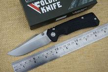 Abeja el08-blade plegable cuchillo 9Cr18mov acero G10 de la lámina eje del mango sistema al aire libre la supervivencia campamento caza navajas tácticas herramientas EDC