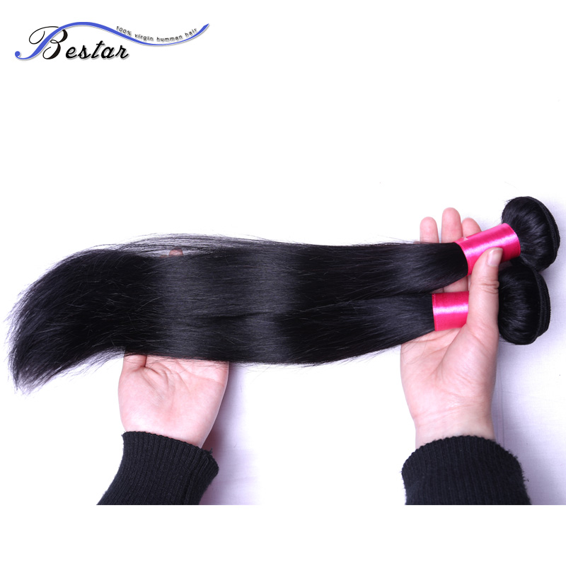 Grade 7A Virgin Brazilian Straight Hair Bundles Ms Lula Brazilian Virgin Hair Straight 4 Bundles 7A Mink Brazilian Hair Straight