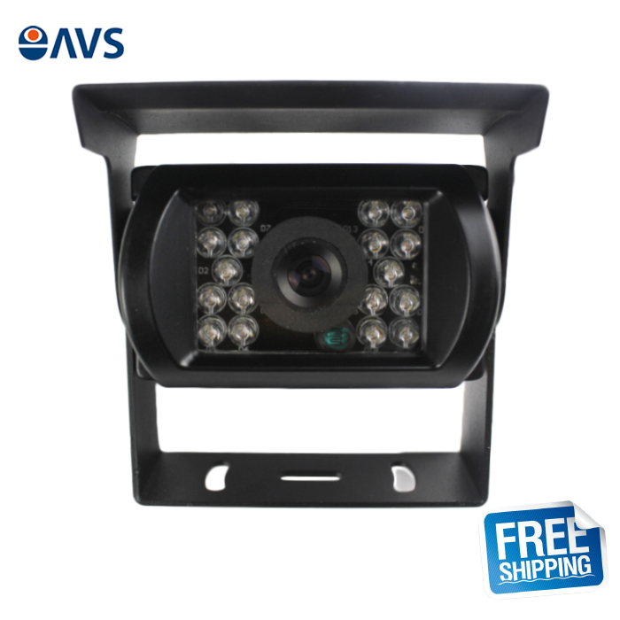 Sony CCD IR Color Security Camera For Car / Taxi M112