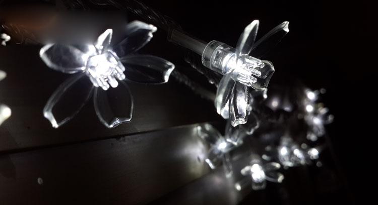Hot Sale New Luz De LED Tree Lights Lamps 10M 100 led Cherry Blossom Luminaria Chandelier Night Lights Fairy Wedding Decoration(China (Mainland))